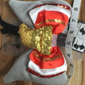 Disney Accessories - Disney Parks Dumbo Minnie Swap Your Bow